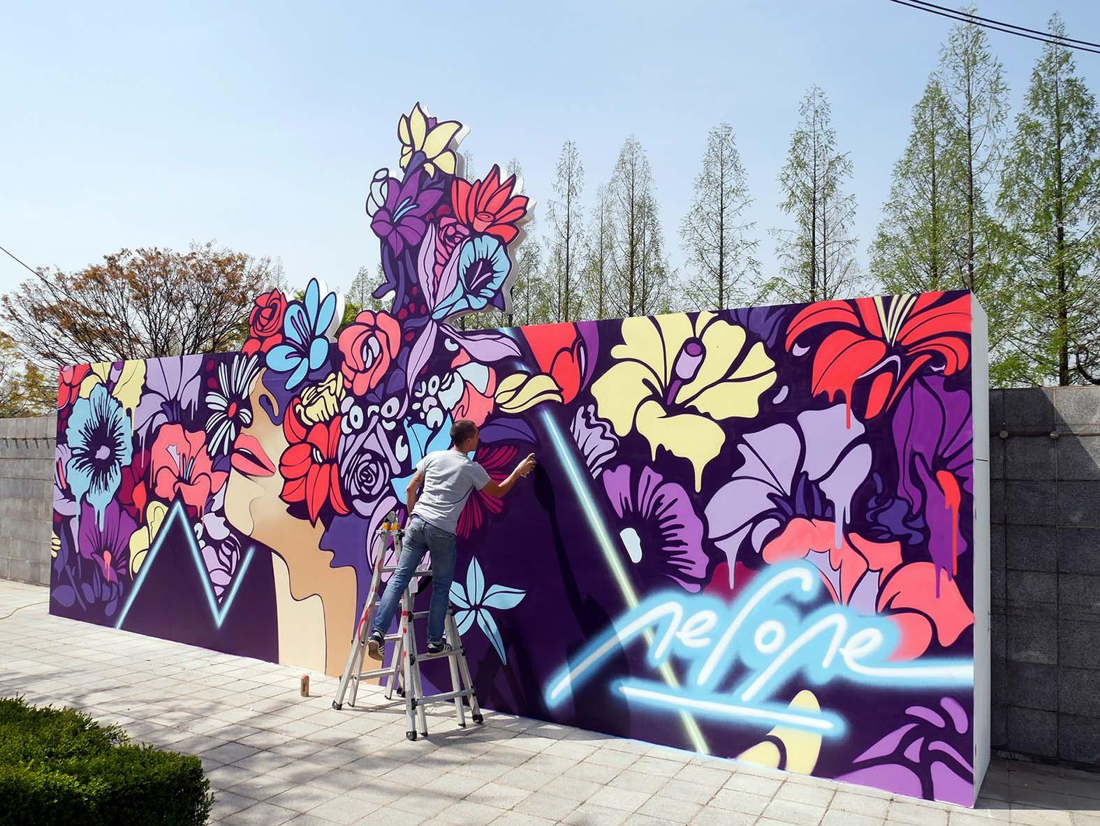 Nerone-street-art-seoul-korea 15