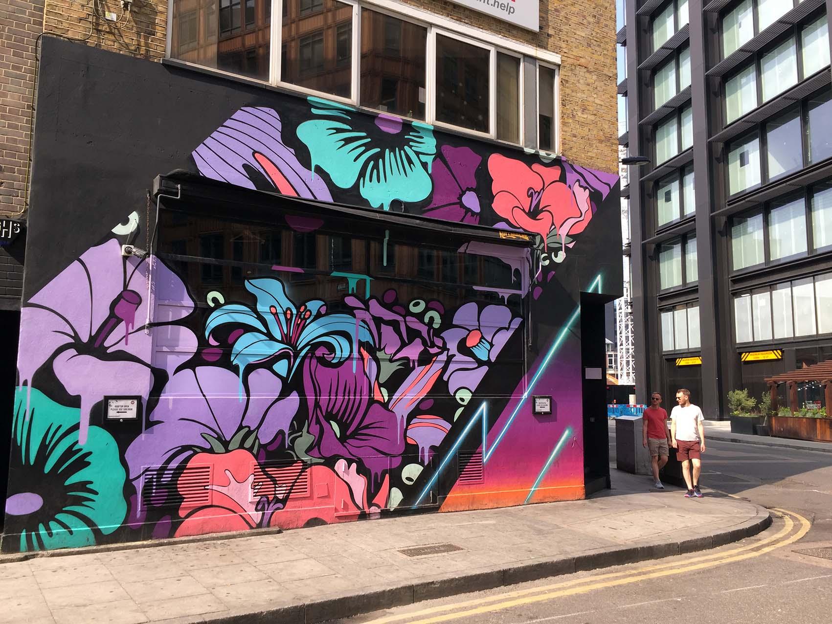 Nerone,street-art-queen-o-hoxton-london 30