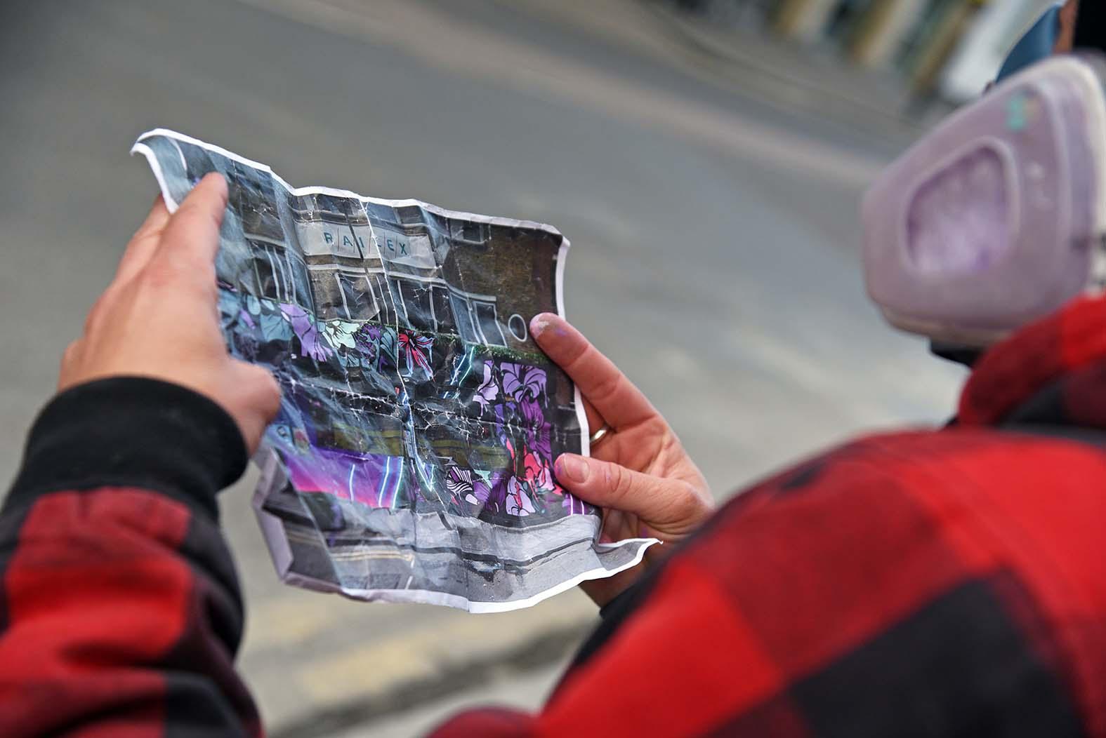 Nerone,street-art-queen-o-hoxton-london 6