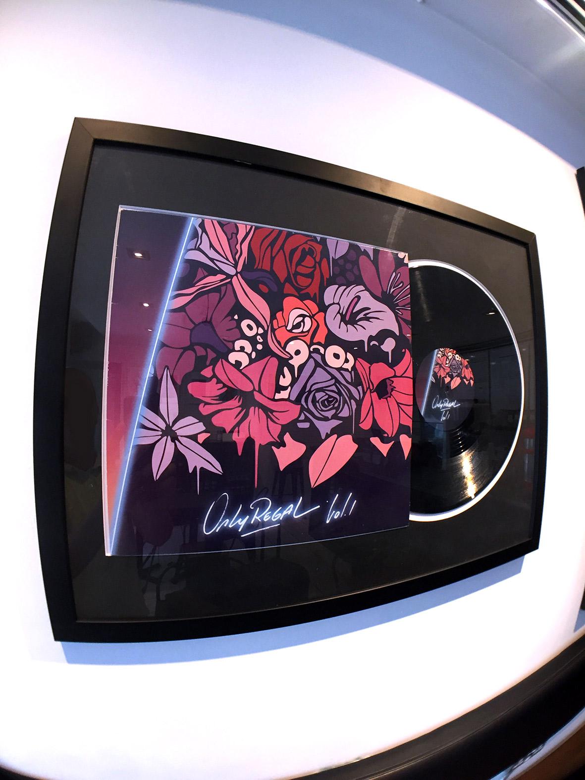 Nerone-cover-record-design-1