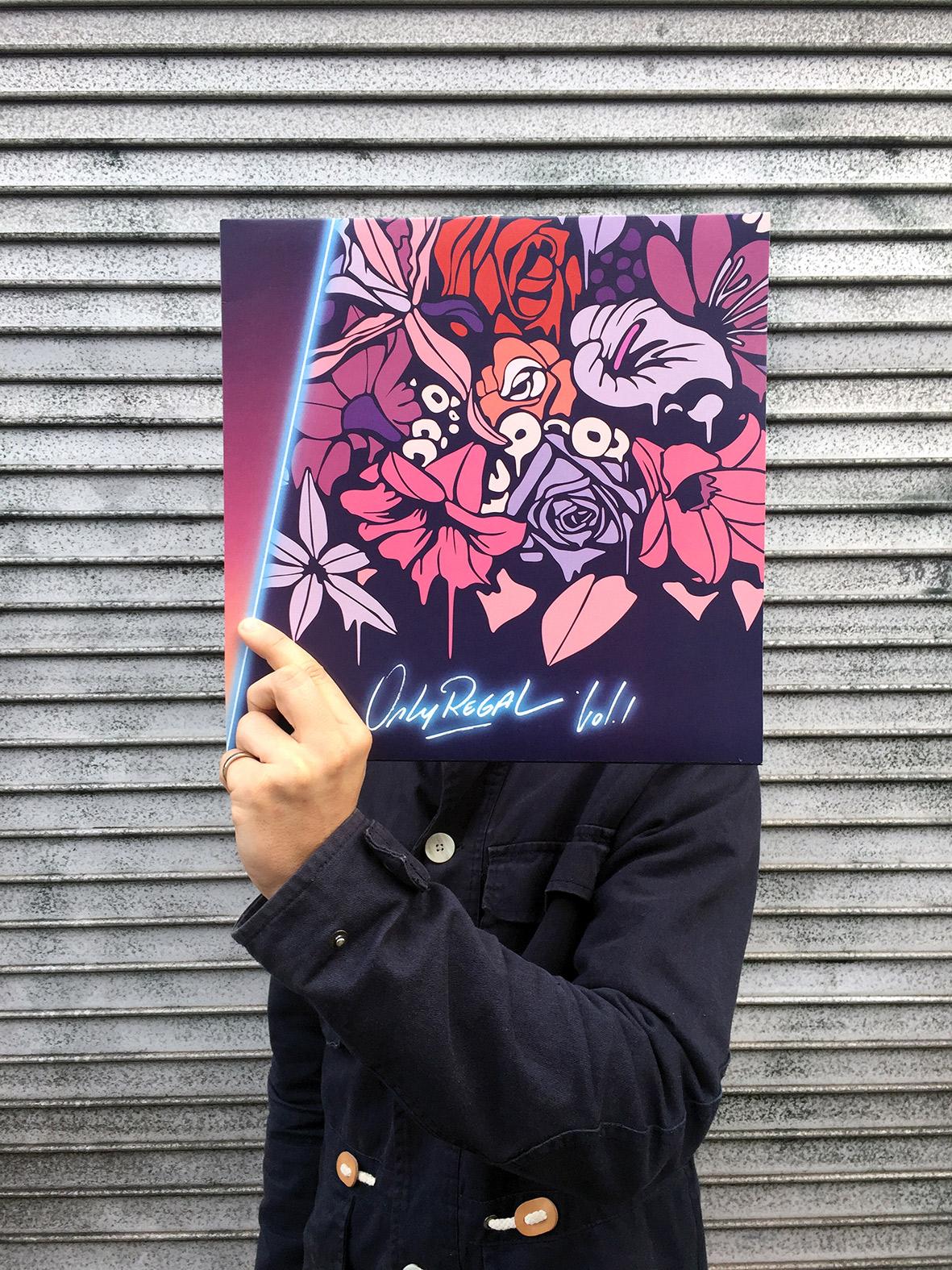 Nerone-cover-record-design-3