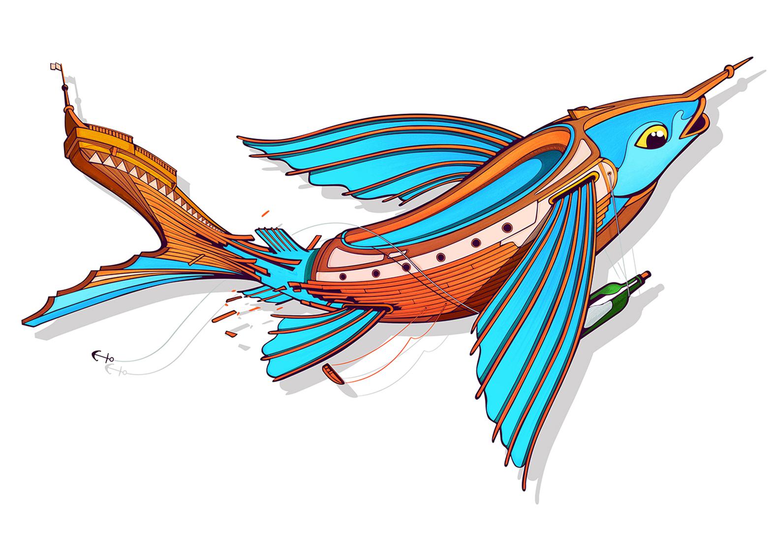 Nerone-fishboat-bordeaux-street-art-5