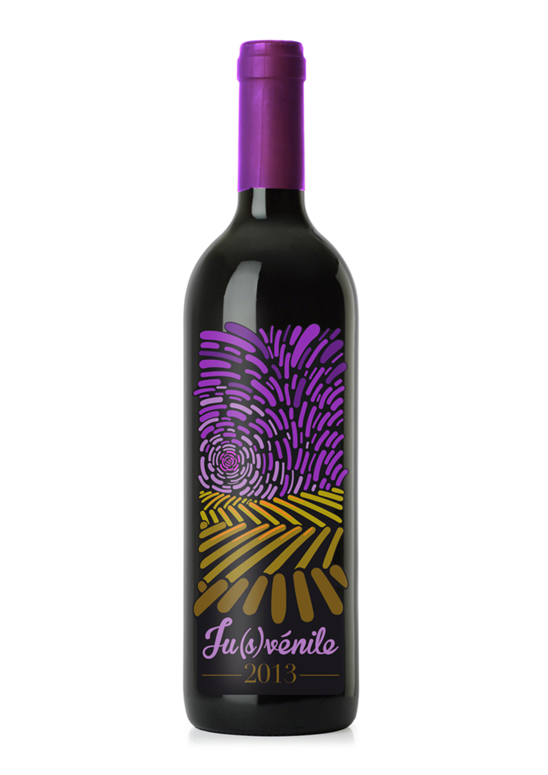 Nerone-graphic-design-wine-label-1