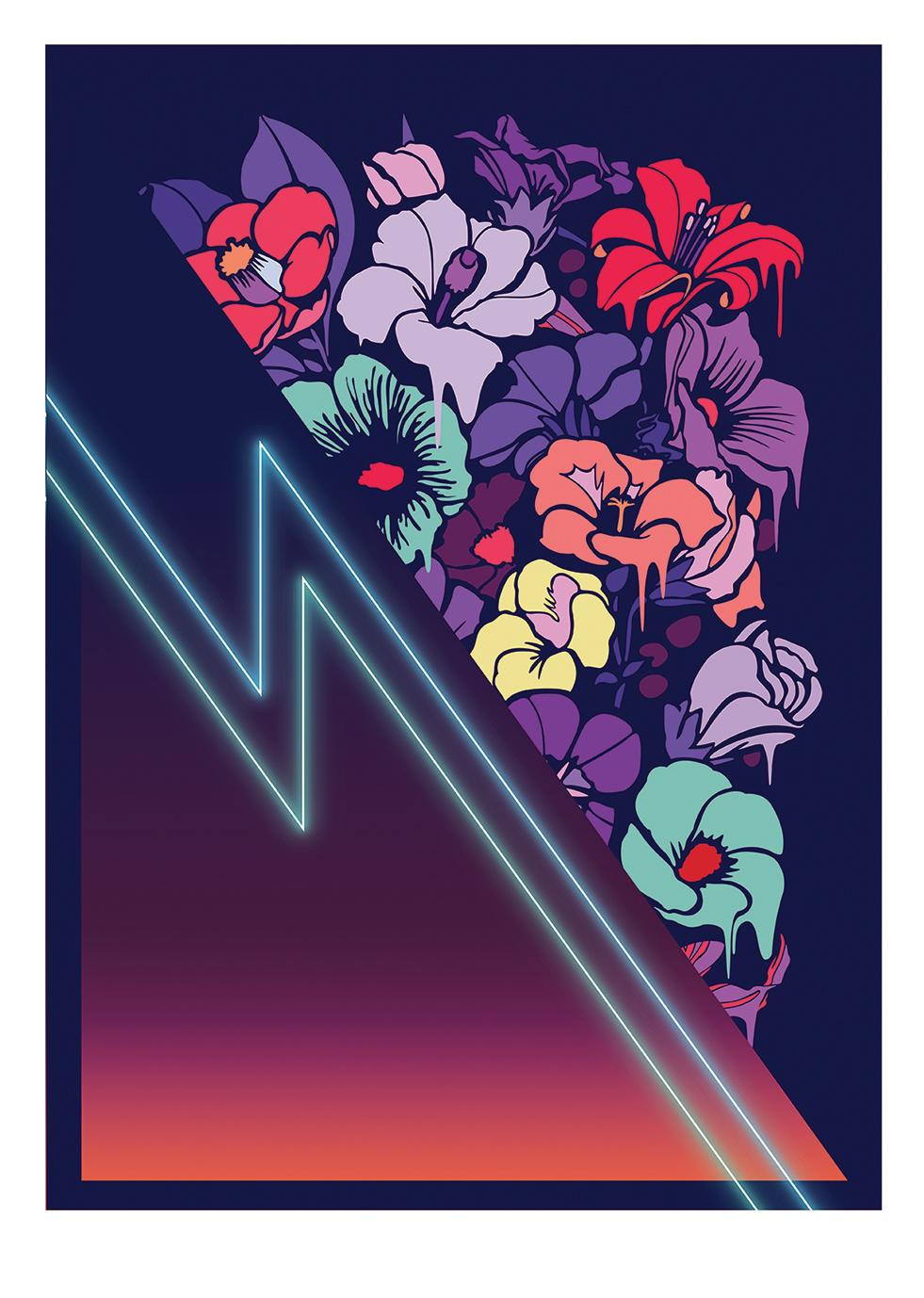Nerone-neon-art-station-graphic-design