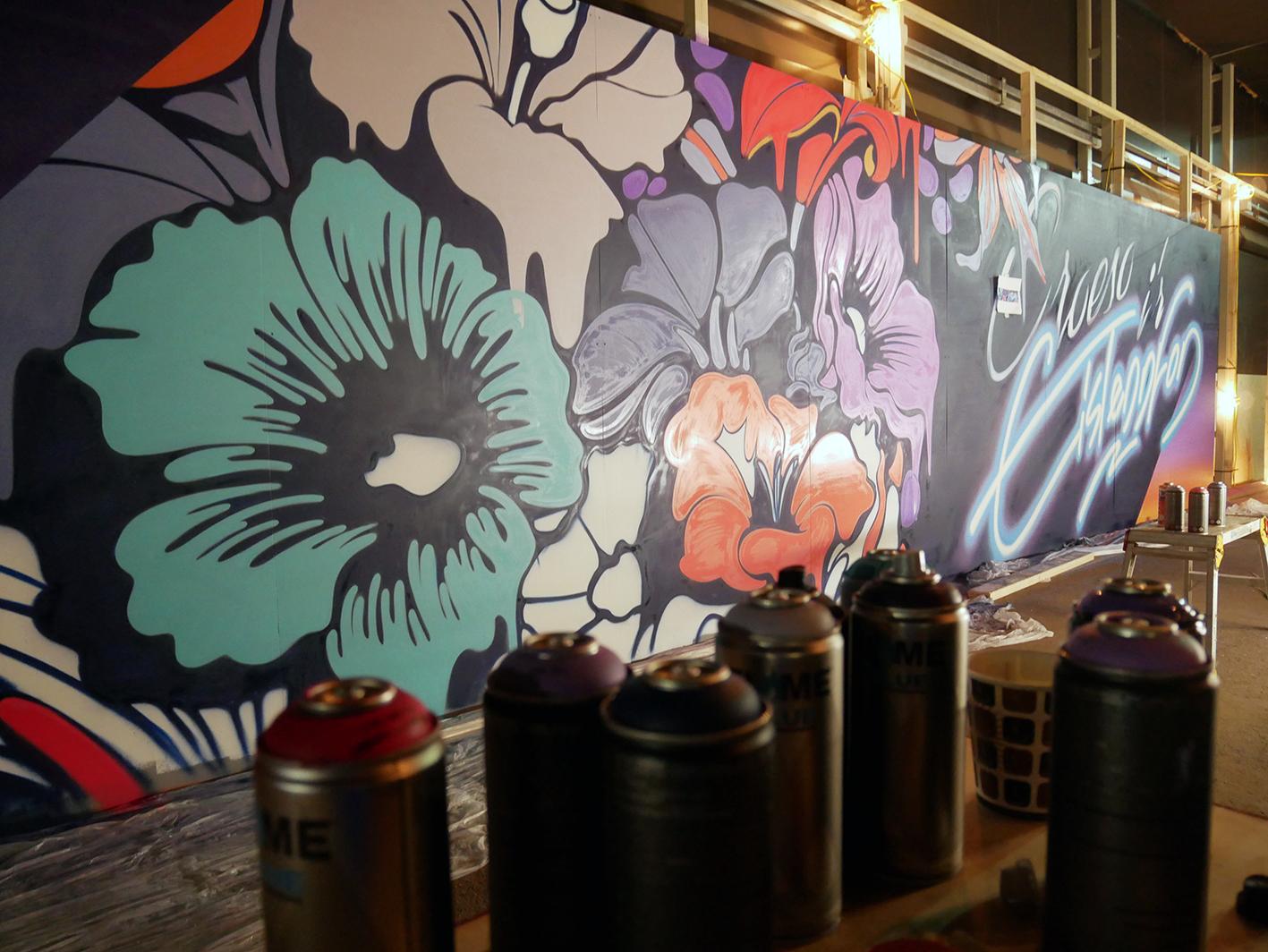 Nerone-street-art-Cardif-neone 11