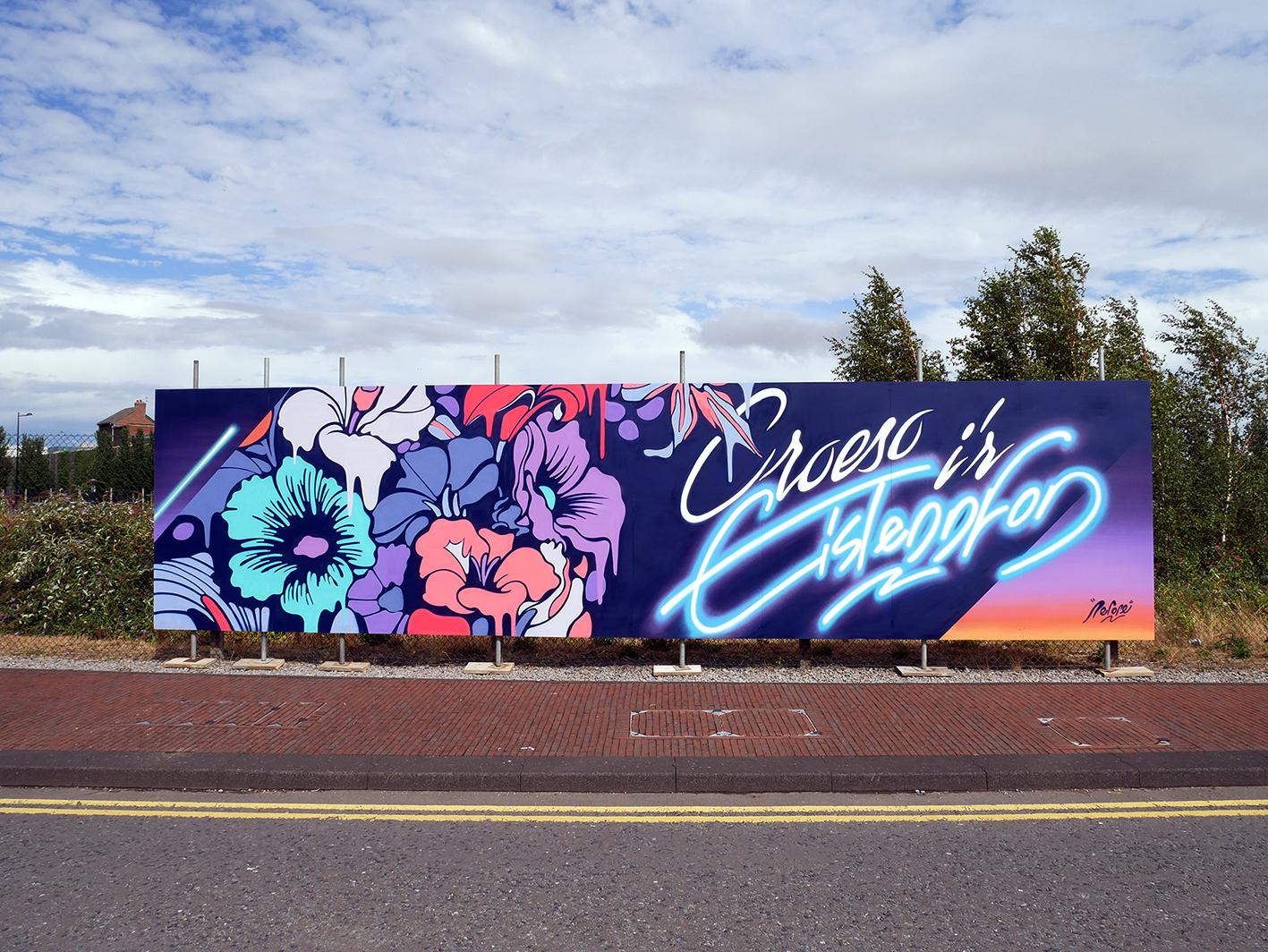 Nerone-street-art-Cardif-neone 4