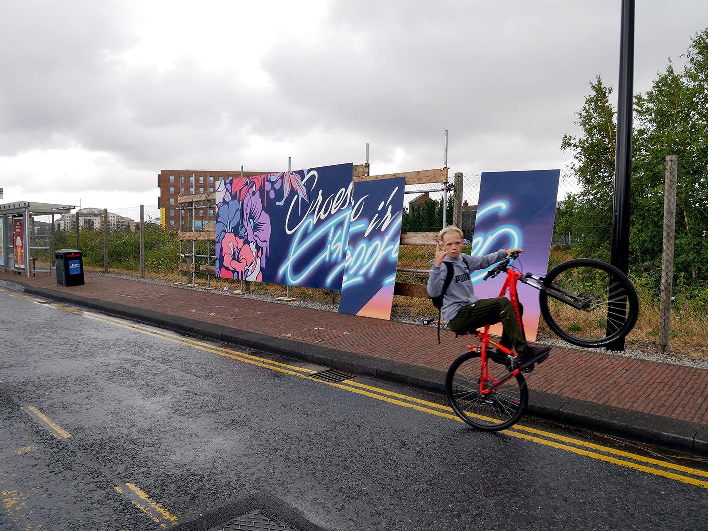 Nerone-street-art-Cardif-neone 8