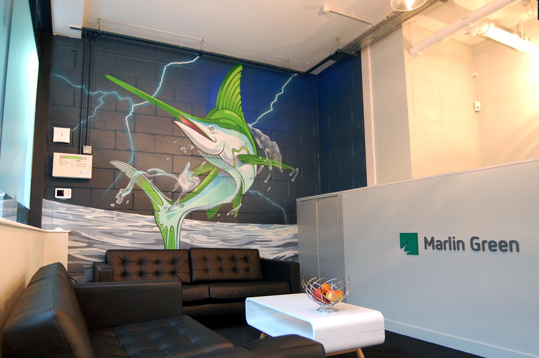nerone,marlingreen,design,office