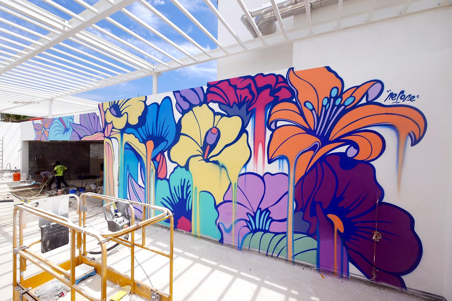 Nerone-W-hotel-painting-street-art-ibiza-4